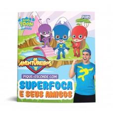 Livro - Pique-esconde com Superfoca e seus amigos - Lançamento a partir de 30/09