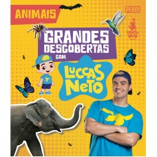 Grandes Descobertas com Luccas Neto: Animais