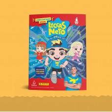 Livro Ilustrado Oficial Luccas Neto (brochura)