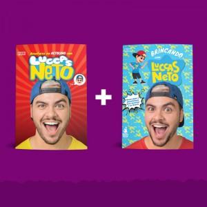Aventuras na Netoland + Brincando com Luccas Neto